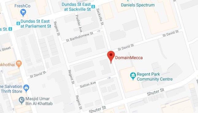 Contact Us-DomainMecca Digital Marketing Agency in Toronto